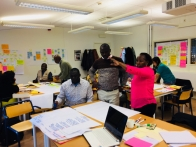 AgriFoSe Theory of Change workshop, October 2018